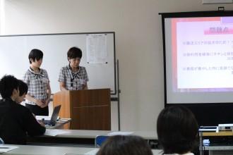平成28年5月26日(木) 第10回MQC発表会を開催いたしました! 全10チーム、日頃の活動の成果を発表しました。
